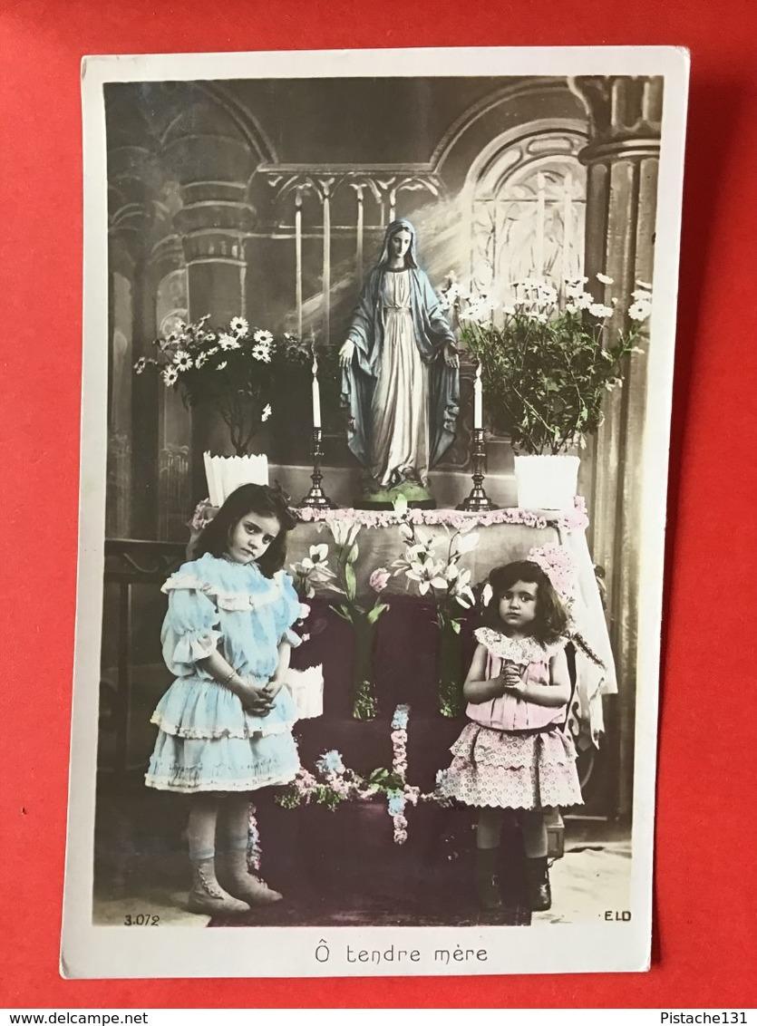 1907 - O TENDRE MERE - HEILIGE MAAGD MARIA - Portraits