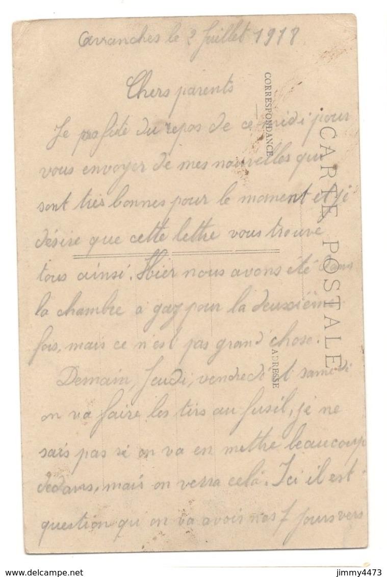 CPA - La Cueillette Des Pommes En 1918 - Scènes Normandes - N° 1180 - Coll. E. Pasquis à Laigle ( Orne ) - Cultures