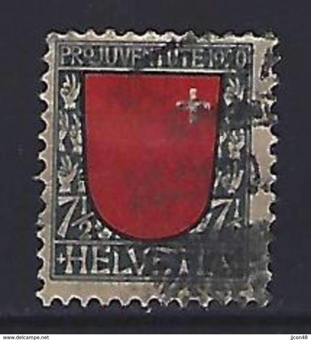 Switzerland 1920  Pro Juventute (o)  Mi.153 - Pro Juventute