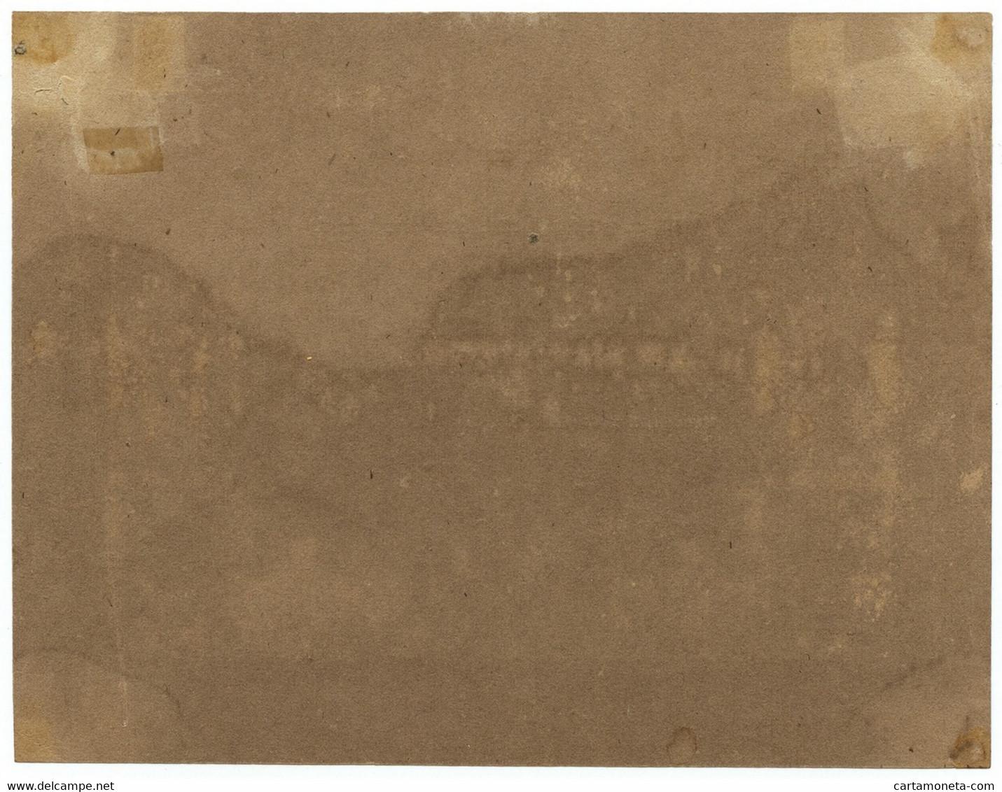 100 FIORINI VAGLIA DEL MONTE LOMBARDO VENETO VALUTA AUTRIACA 15/06/1859 SPL- - Altri