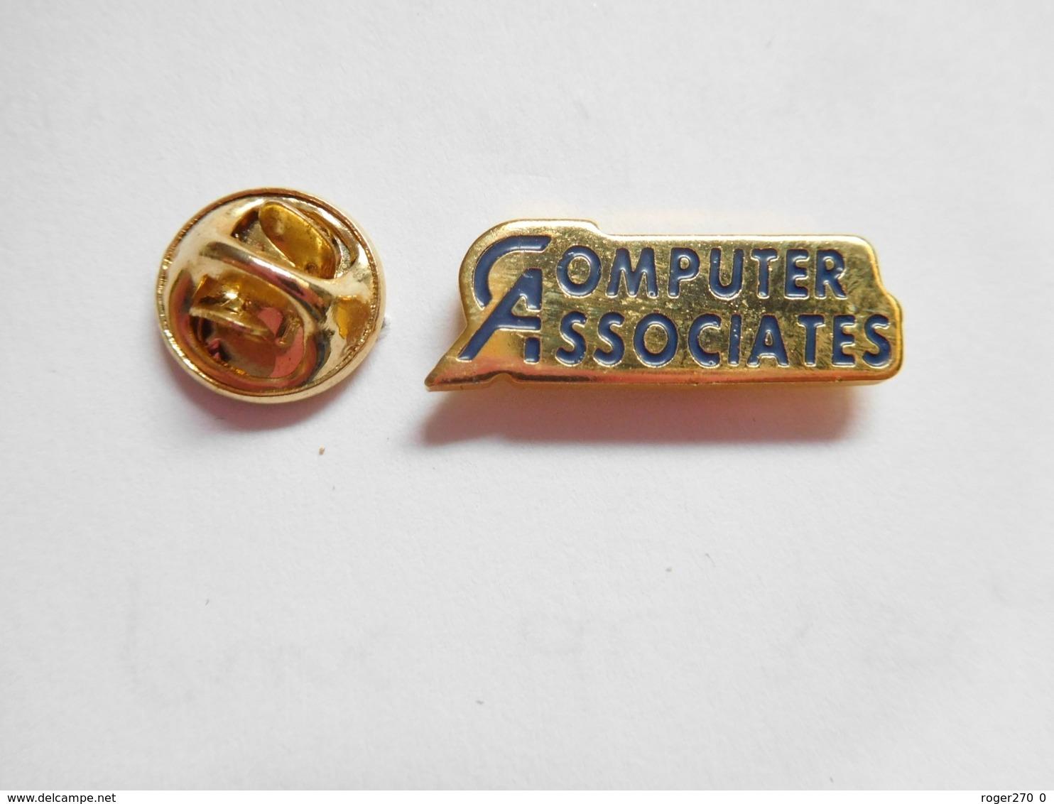 Beau Pin's  , Informatique , Computer Associates - Informatique
