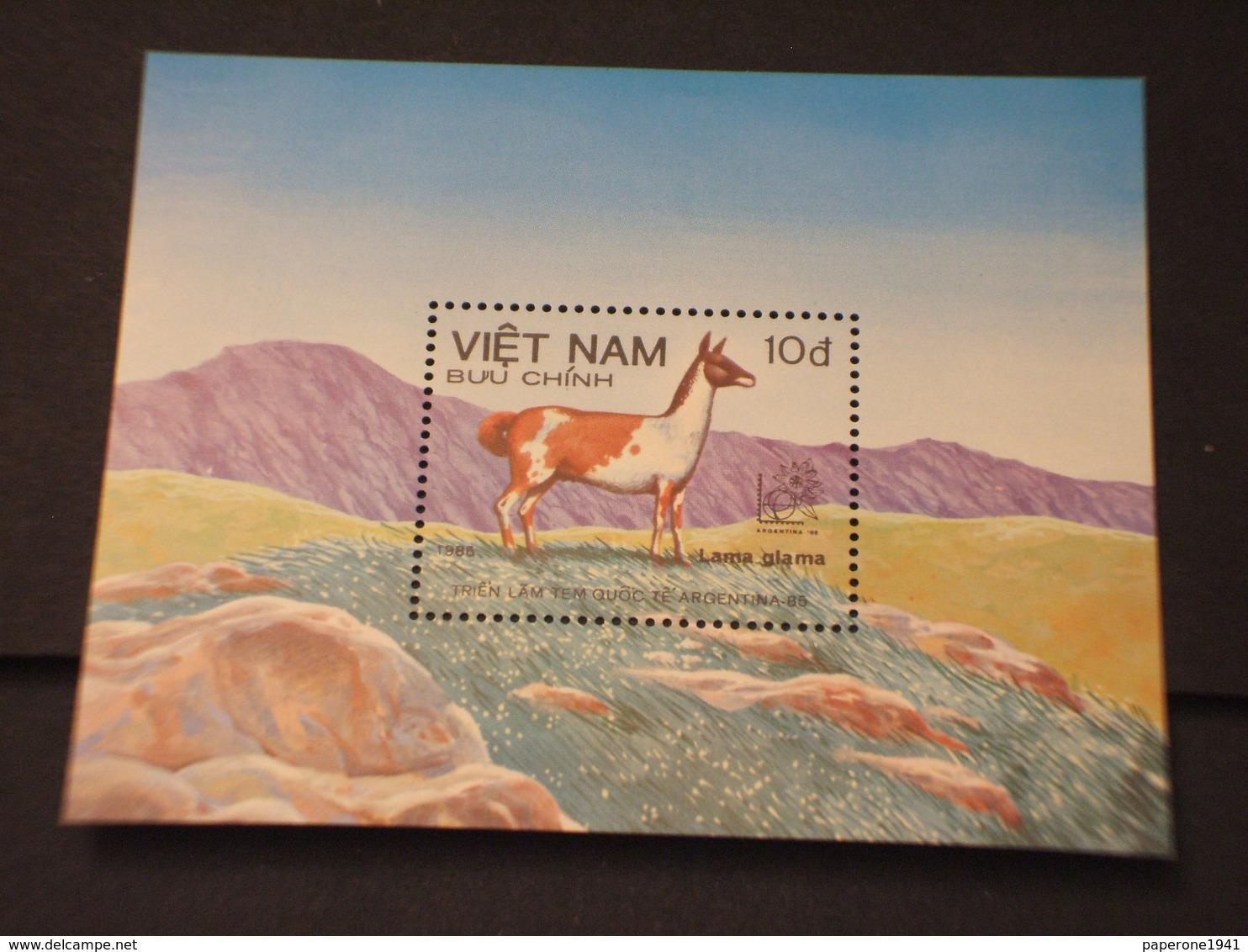 VIETNAM - BF 1985 LAMA - NUOVO(++) - Vietnam
