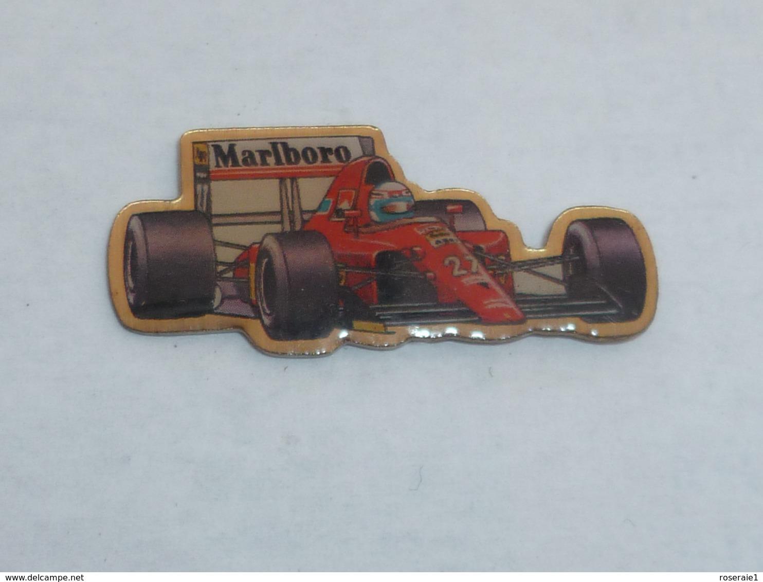 Pin's FORMULE 1 MARLBORO - Automobile - F1