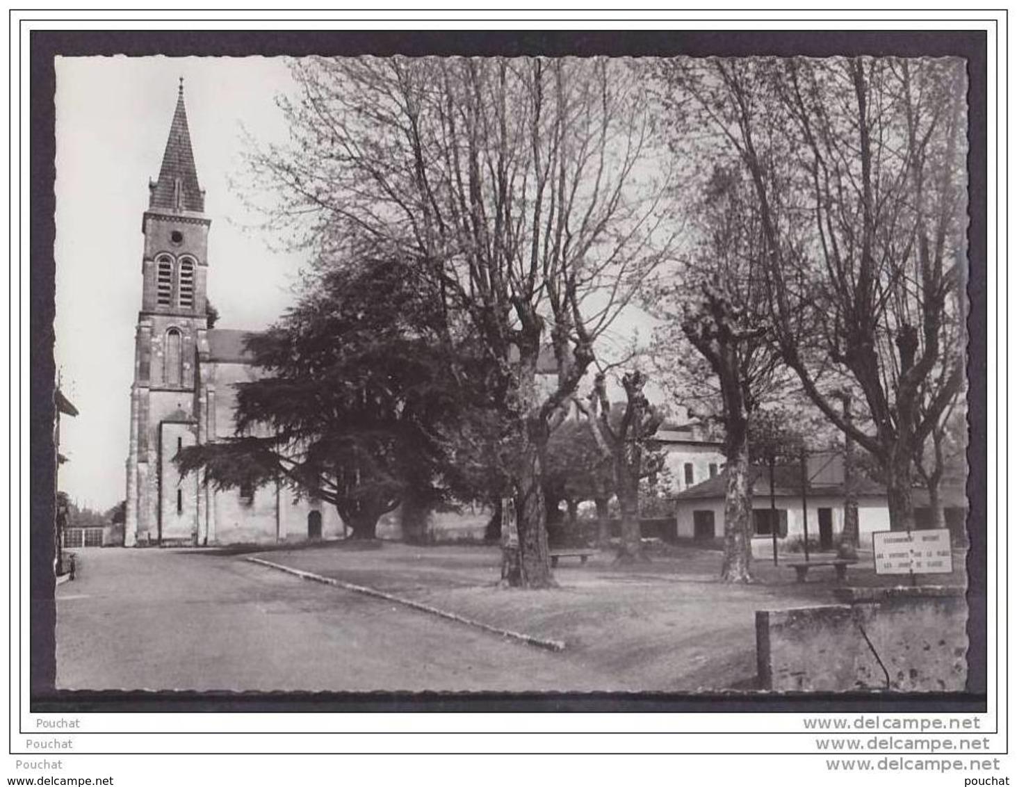 47) Fongrave (Lot Et Garonne) Place De L ' Eglise - Non Classés
