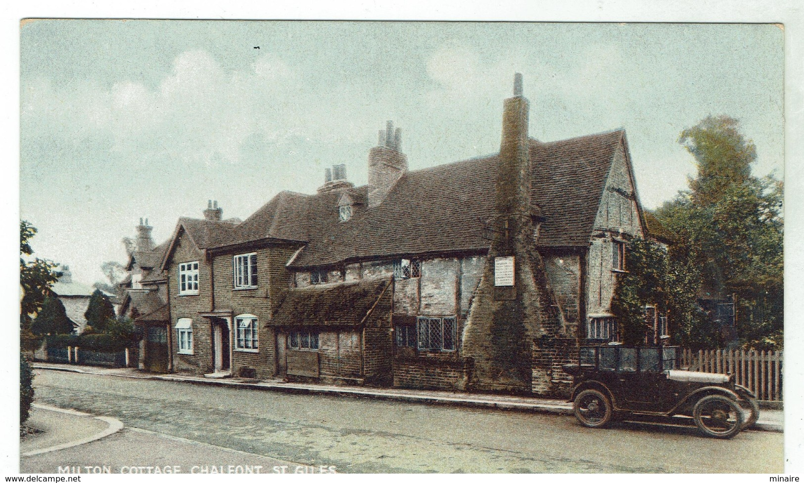 Milton Cottage - CHALFONT ST GILES - Good Condition- 1934 - Buckinghamshire