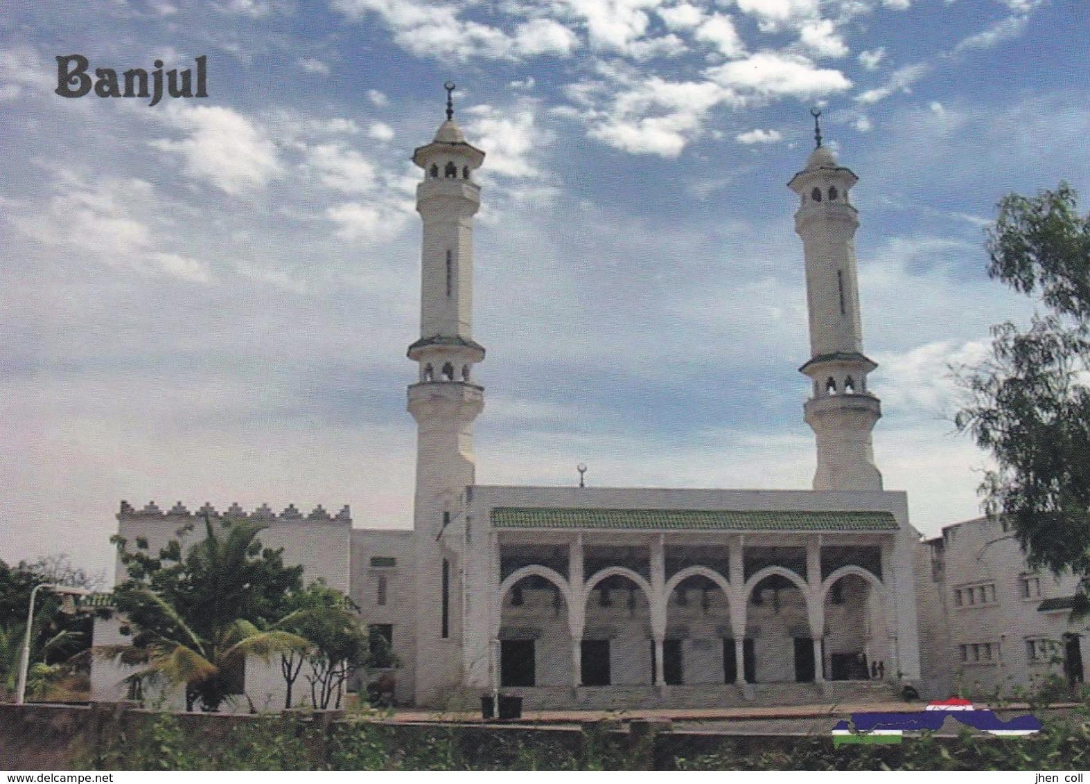 CPM - Capitale Du Monde - Banjul En Gambia - Gambie