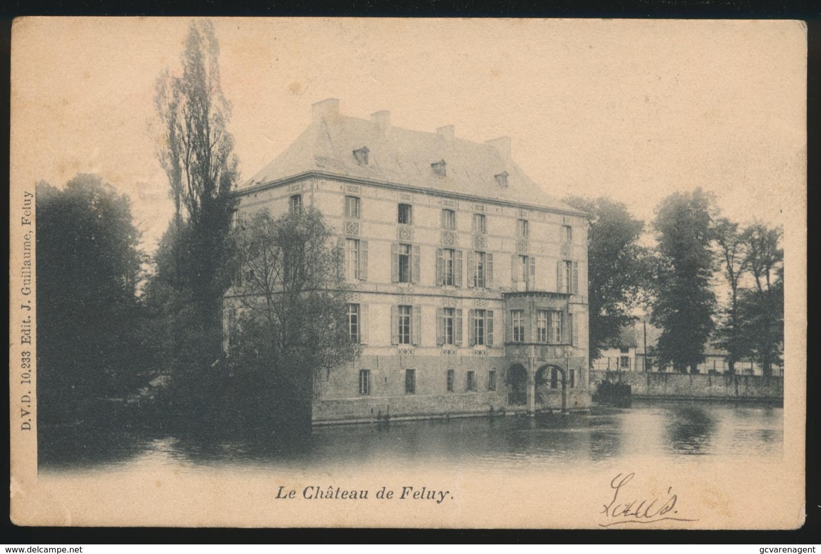 LE CHATEAU DE FELUY - Seneffe