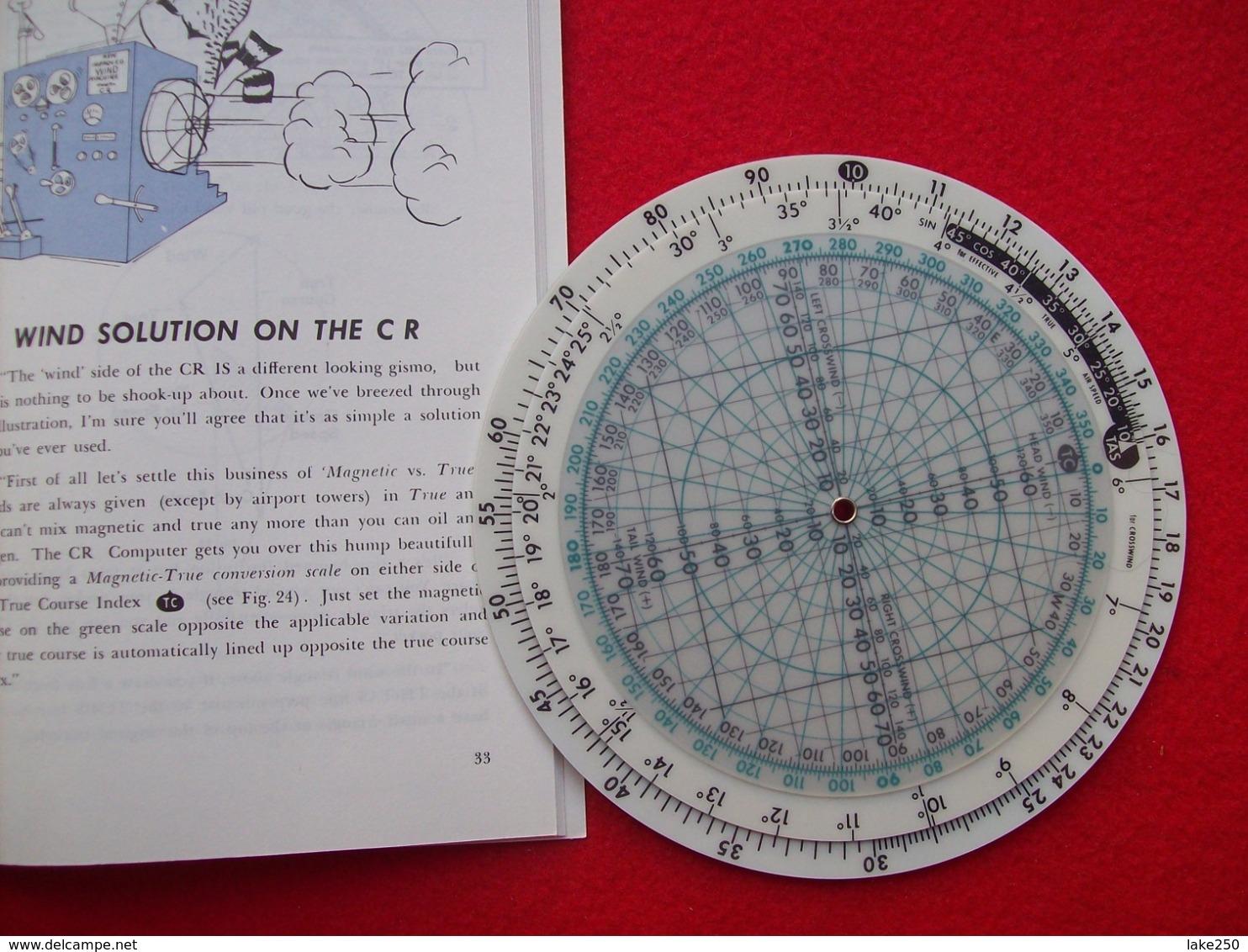 JEPPESEN SANDERSON CR-3 COMPUTER - GPS/Radios