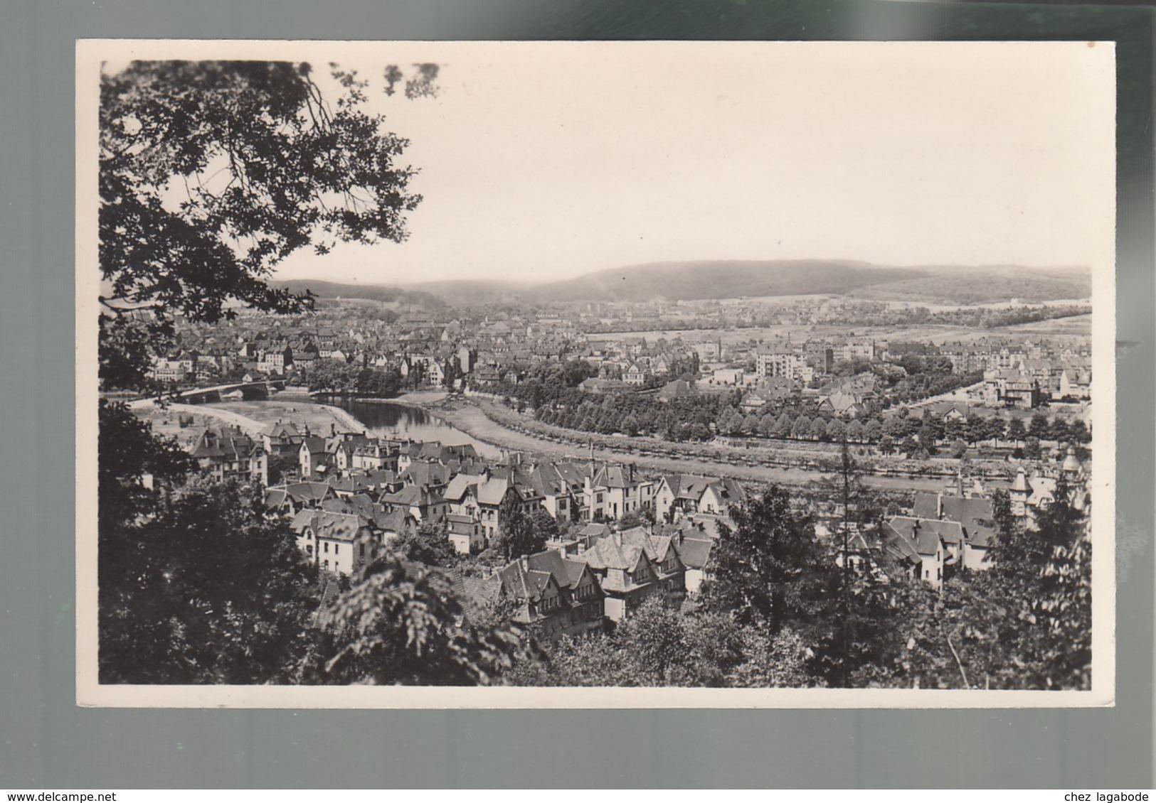 CP (All.) Saarbrücken - Blick Auf Die Saar - Saarbruecken