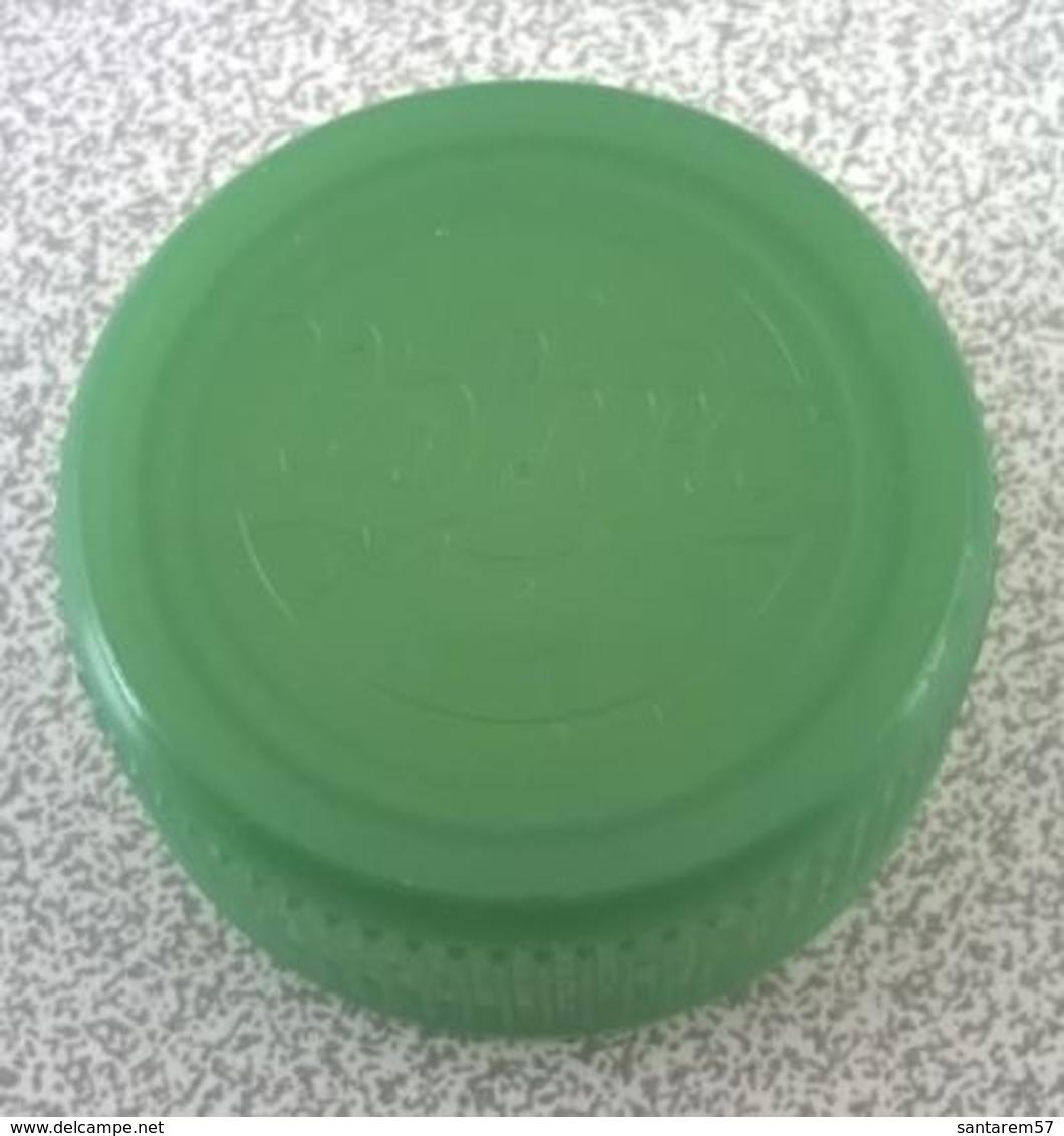 France Capsule Plastique à Visser Eau Minérale Naturelle Volvic - Soda