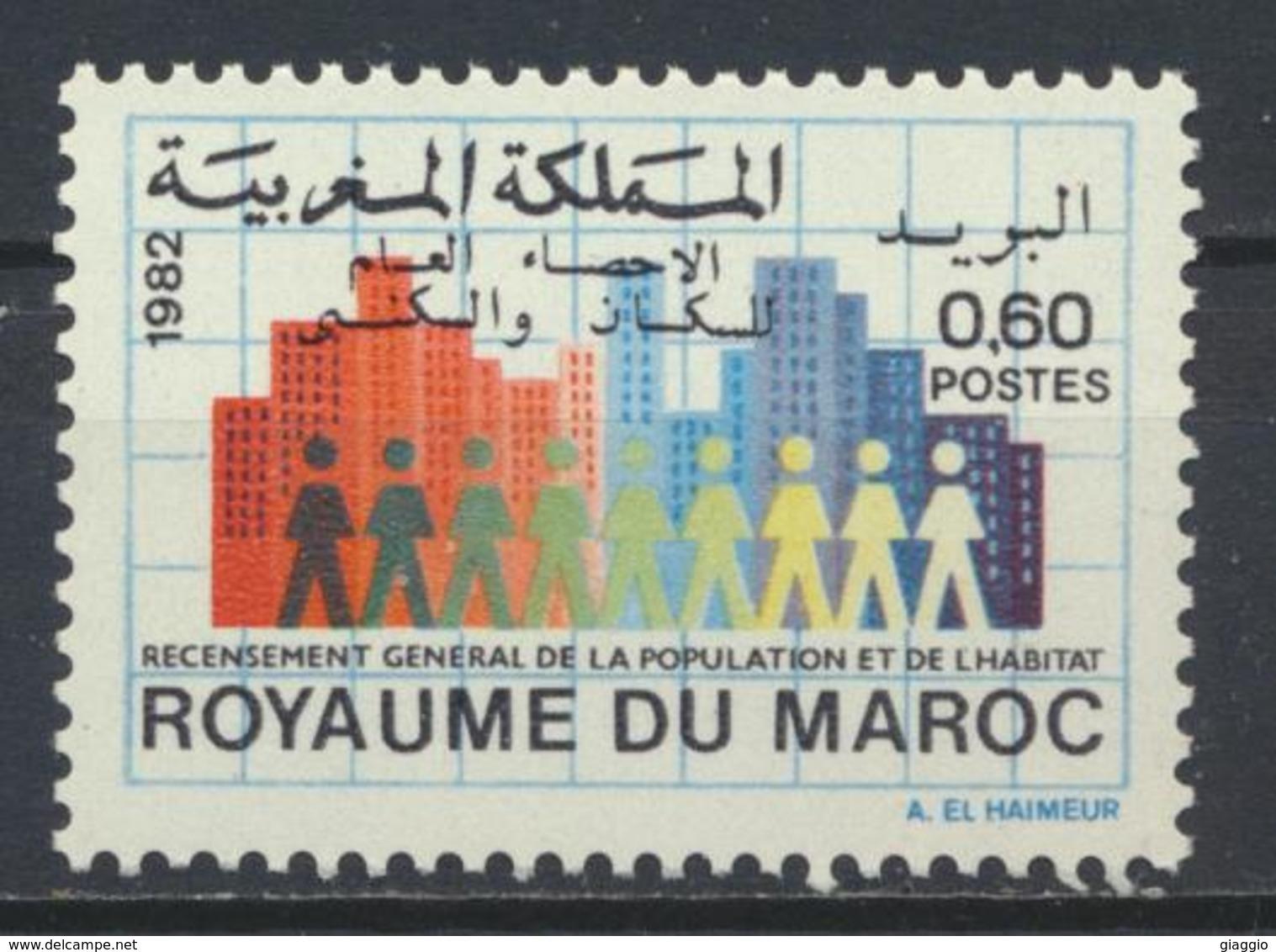 °°° MAROC - Y&T N°928 MNH NEUF - 1982 °°° - Marruecos (1956-...)