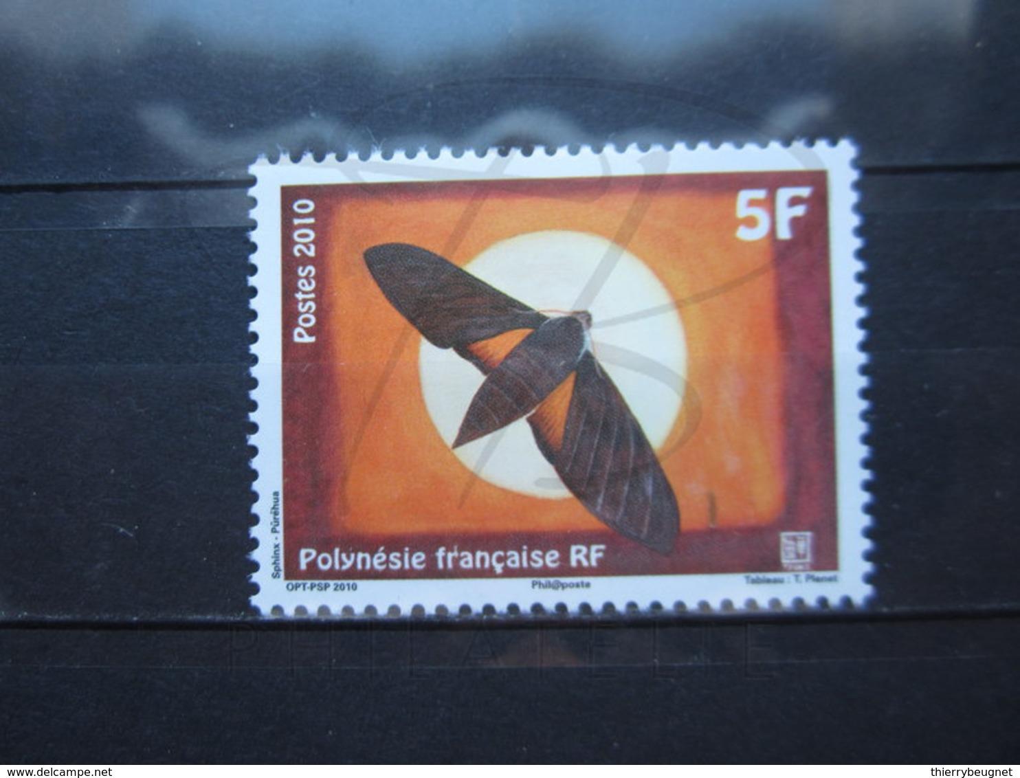 VEND BEAU TIMBRE DE POLYNESIE N° 930 , XX !!! - Polynésie Française
