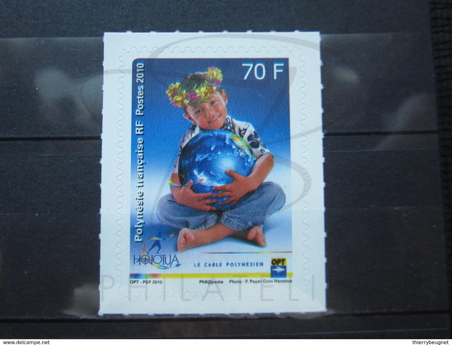 VEND BEAU TIMBRE DE POLYNESIE N° 928 , XX !!! - Polynésie Française