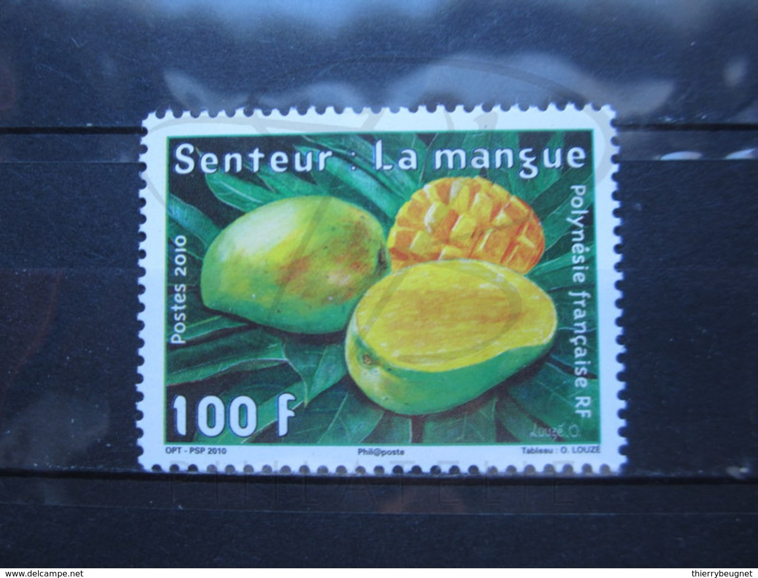 VEND BEAU TIMBRE DE POLYNESIE N° 912 , XX !!! - Polynésie Française