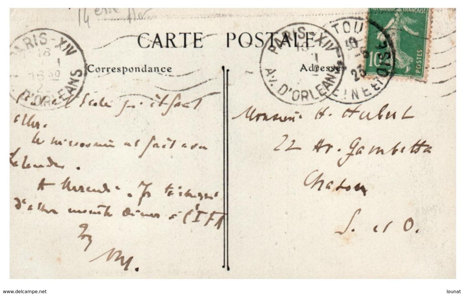 75 PARIS - Avenue Du Parc Montsouris  - 14 ème Arrondissement - Arrondissement: 14