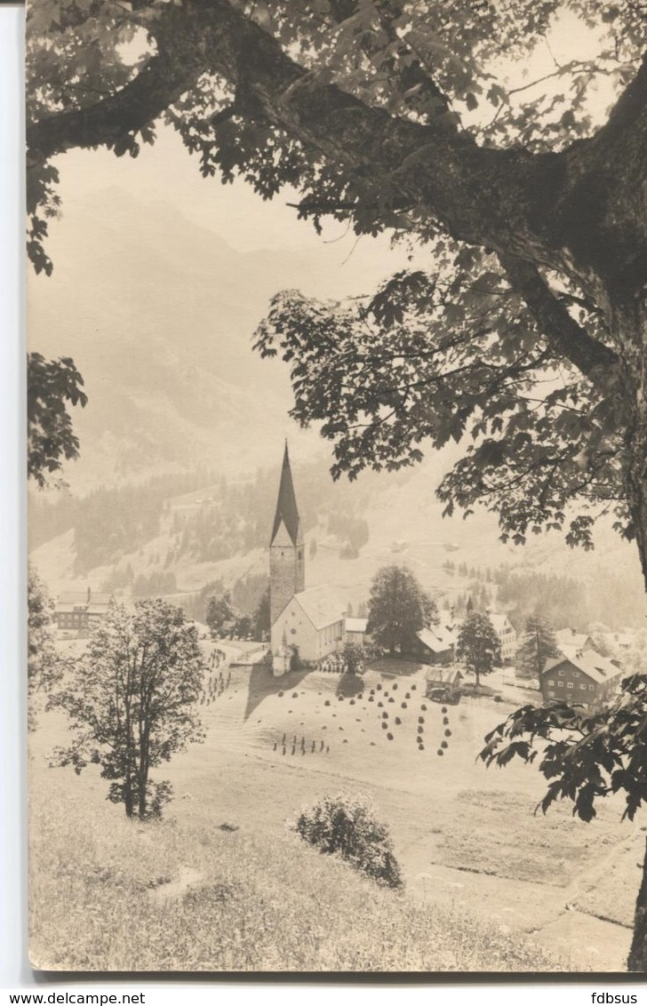 Kleinwalsertal Nr 1035 Groh - Hanrieder - - Kleinwalsertal