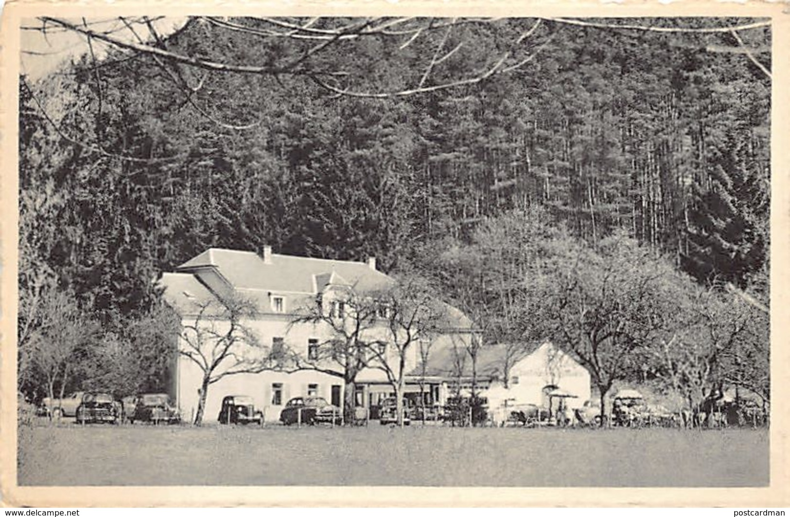 LEESBACH - SEPTFONTAINES - Hostellerie Du Vieux Moulin - Ed. Kremer-Wagner. - Cartes Postales