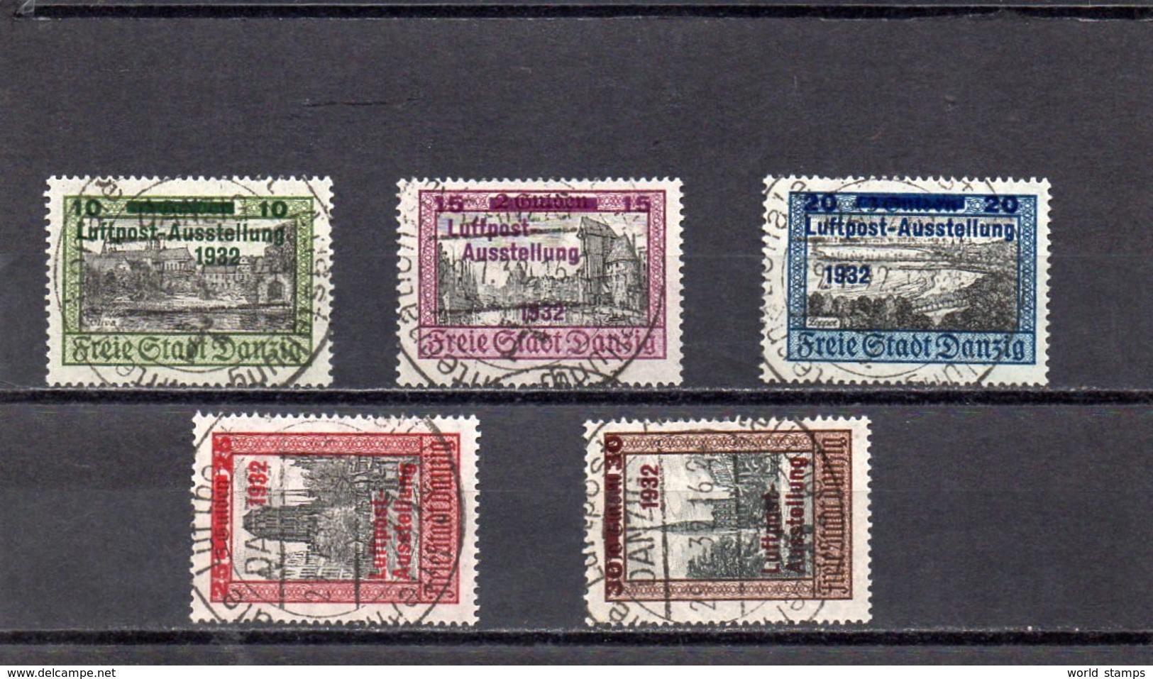 DANTZIG 1932 O - Danzig