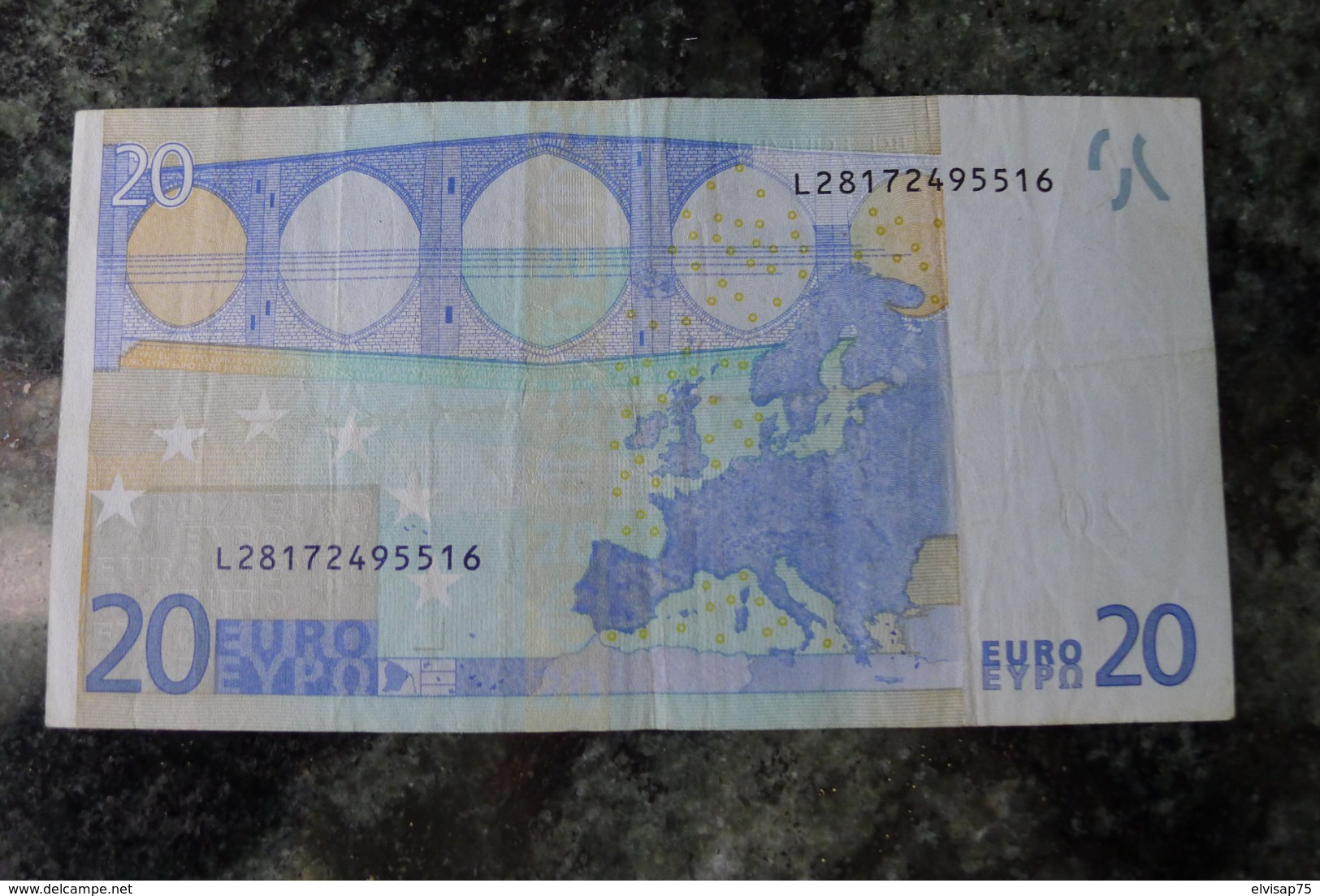 20 EURO L Finland G006G3 Trichet Finlande RARE - EURO