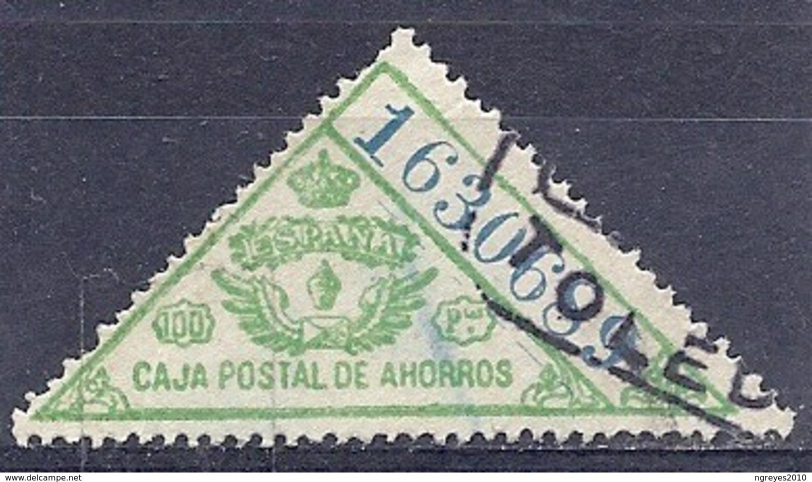 190031994  ESPAÑA  EDIFIL  POLIZA  Nº  18 - Fiscales