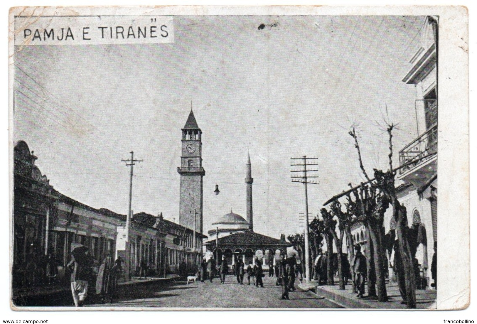 ALBANIE/ALBANIA - PAMJA E TIRANES / TIRANA / MOSQUE - Albania