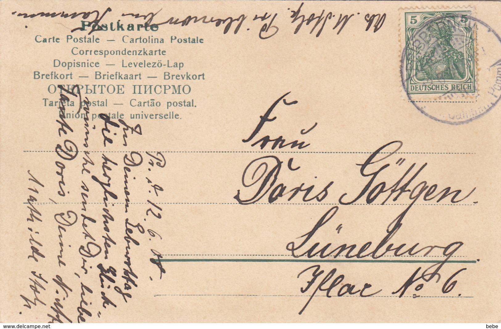 1 ENTIER POSTALE + 1 CARTE POSTALE  DEUTSCHES REICH - Lettres & Documents