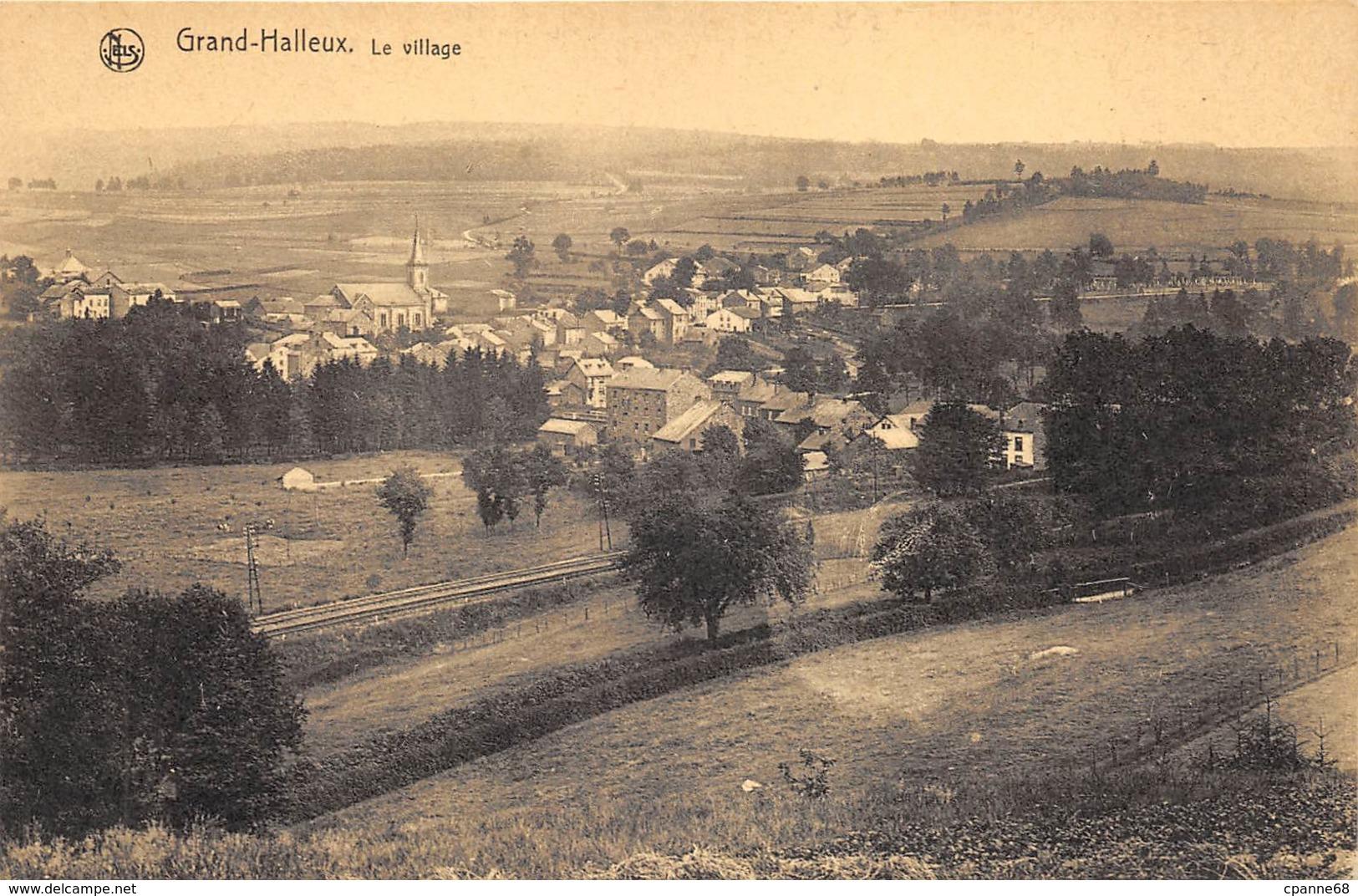 Grand-Halleux - Le Village - Vielsalm