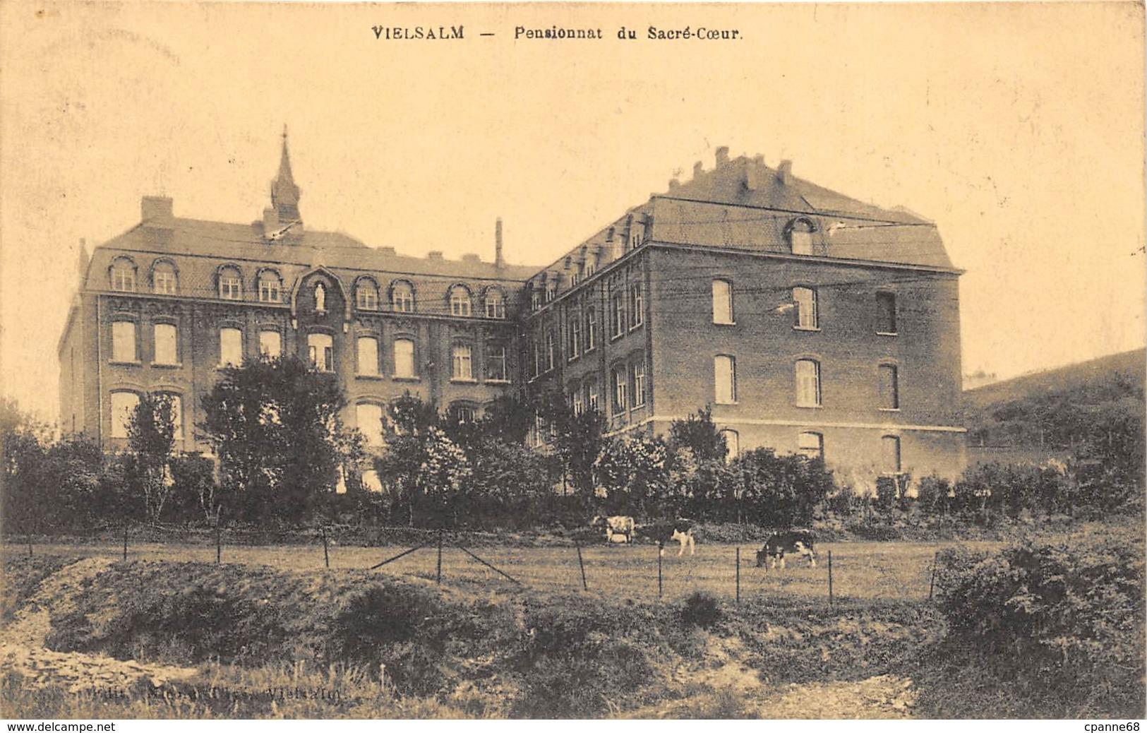 Vielsalm - Pensionnat Du Sacré-Coeur - Vielsalm