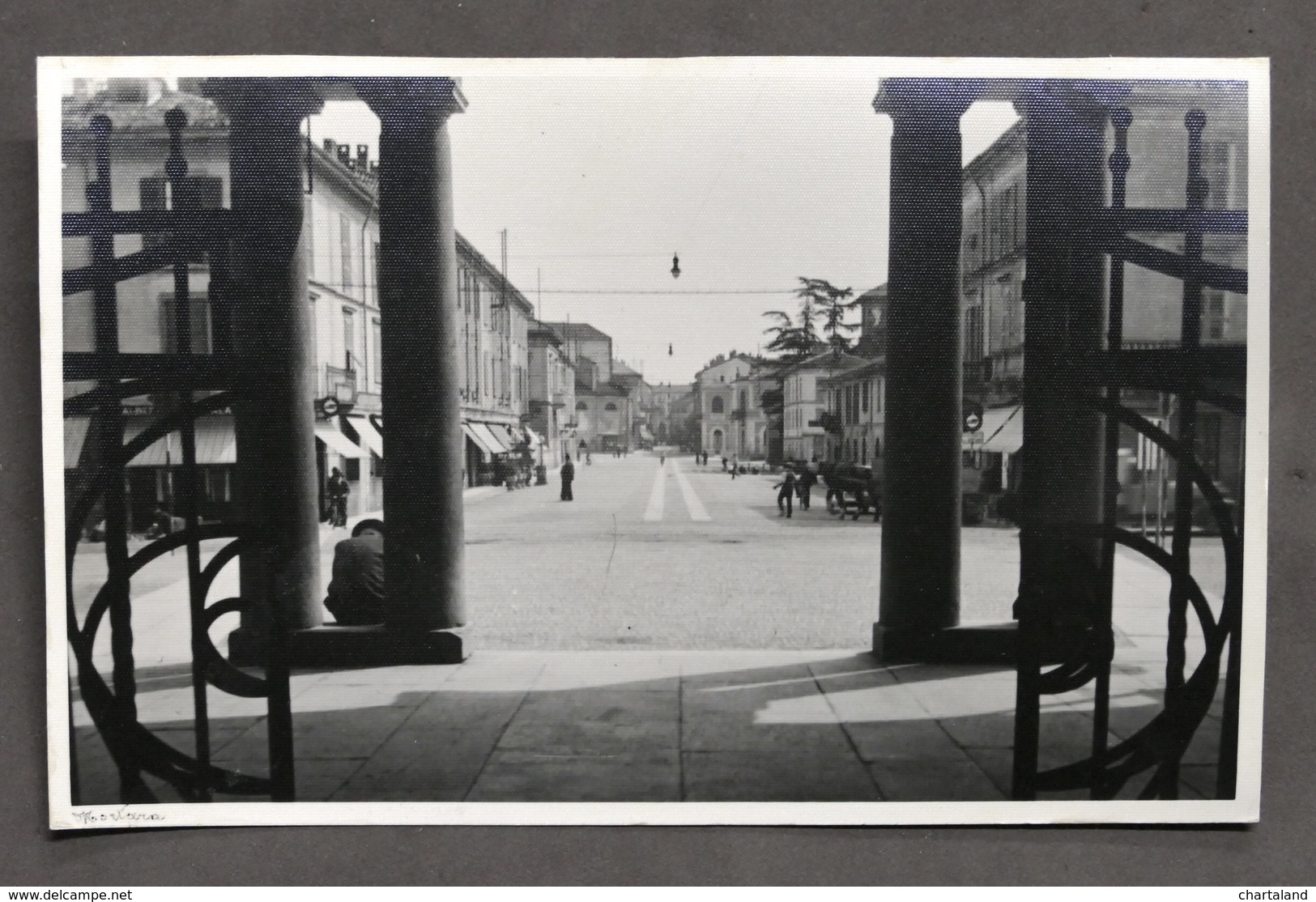 Fotocartolina Di Mortara (Pavia) - Anni '30 - Fotos