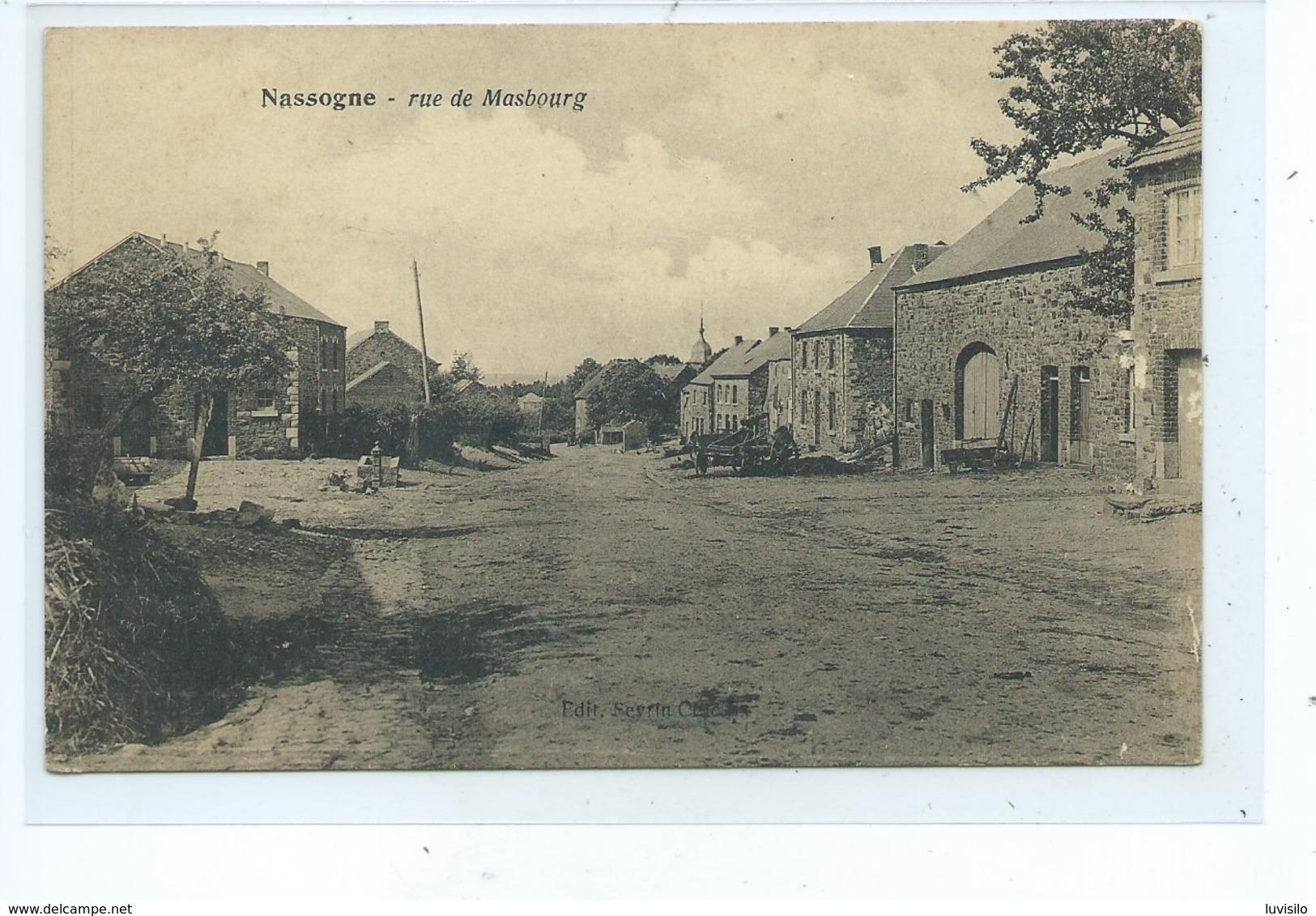 Nassogne Rue De Masbourg - Nassogne