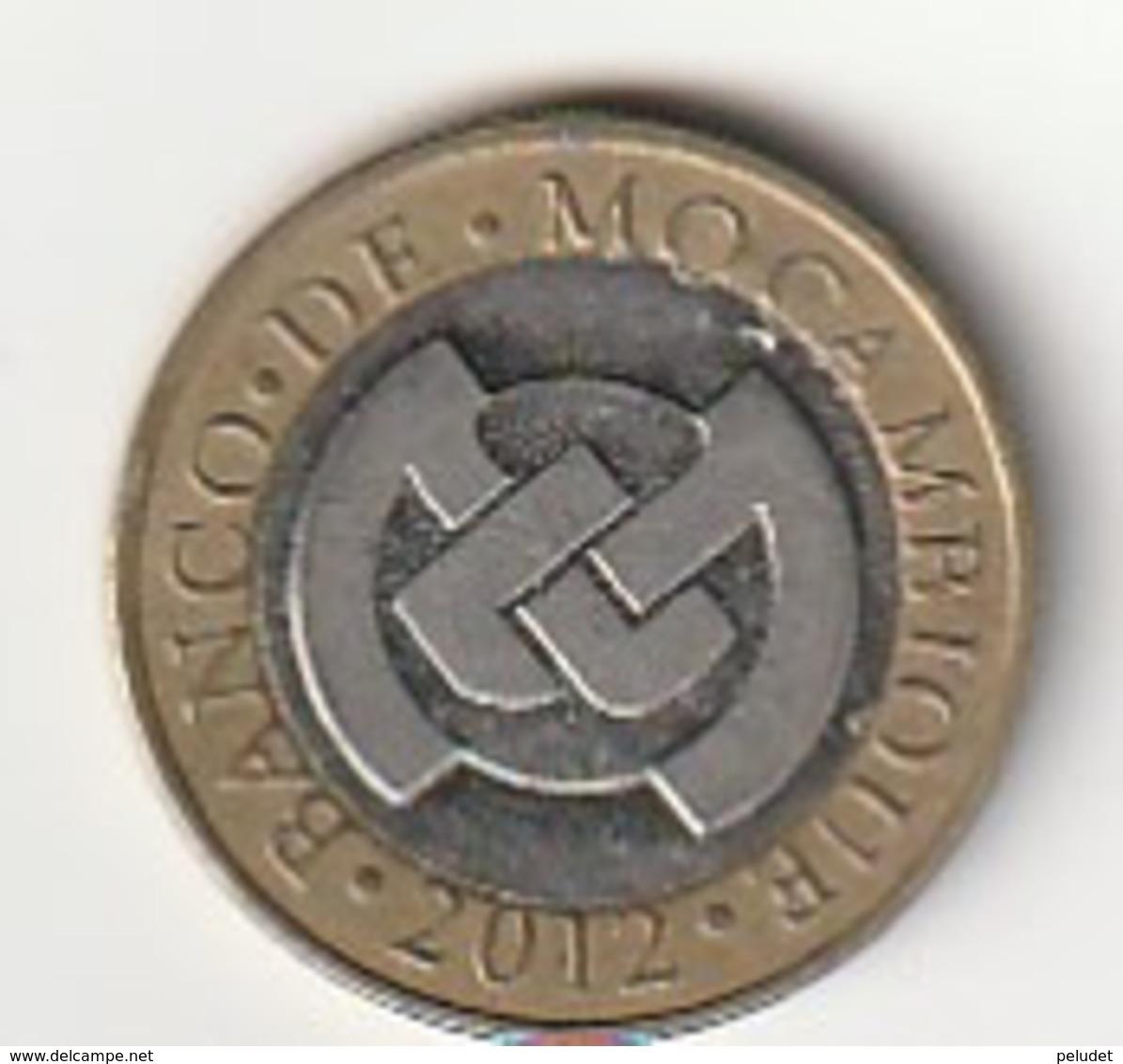 Mozambique - 10 METICAIS Metical - 2012 - KM# 140 - Mozambique