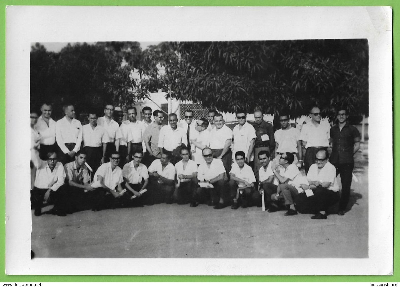 Luanda - REAL PHOTO - Liga Dos Amigos De Cabo Verde - Angola - Angola