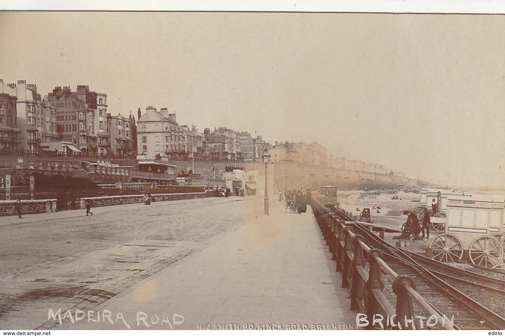 *** SUSSEX ***   BRIGHTON  Madeira Road  Neuve/unused TTB - Brighton