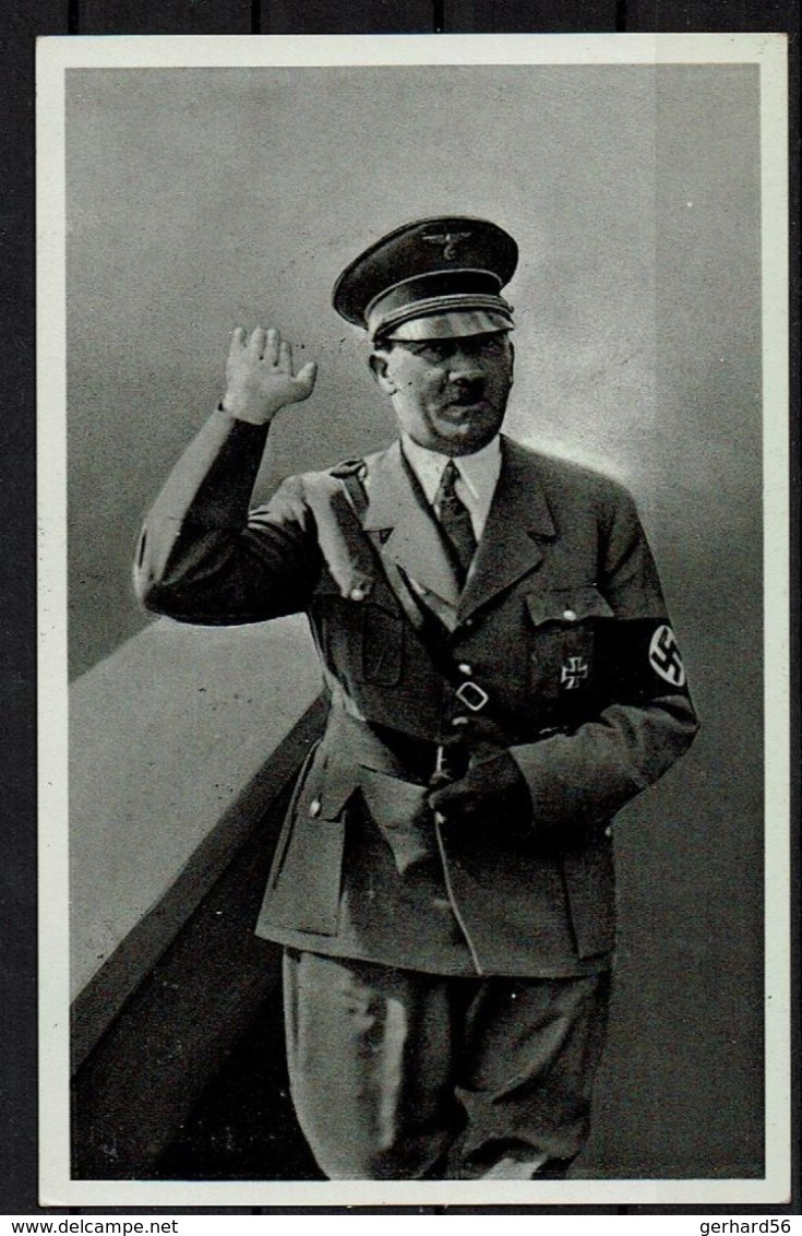Propagandakarte - Allemagne