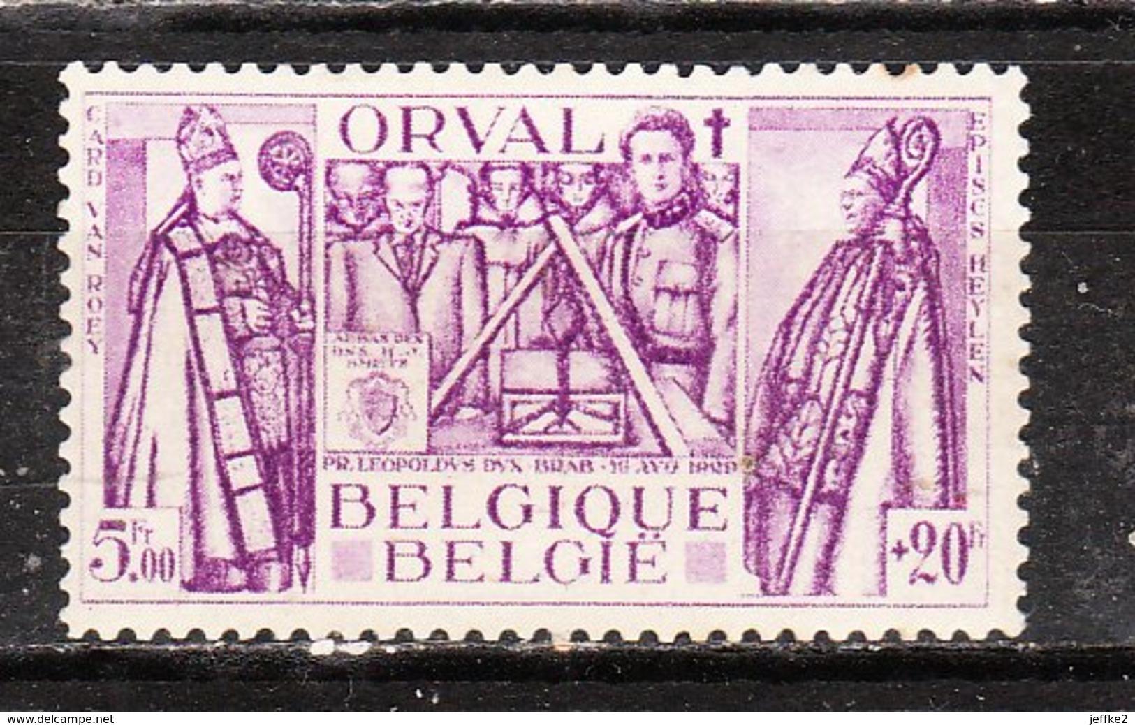 373**  Grande Orval - Bonne Valeur - MNH** - COB 245 - Regommé - LOOK!!!! - Belgique