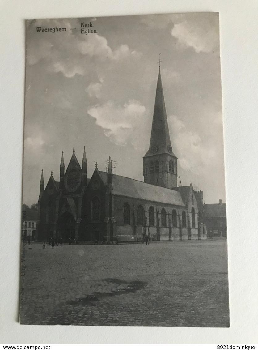 Waregem - Waereghem - Kerk - Waregem