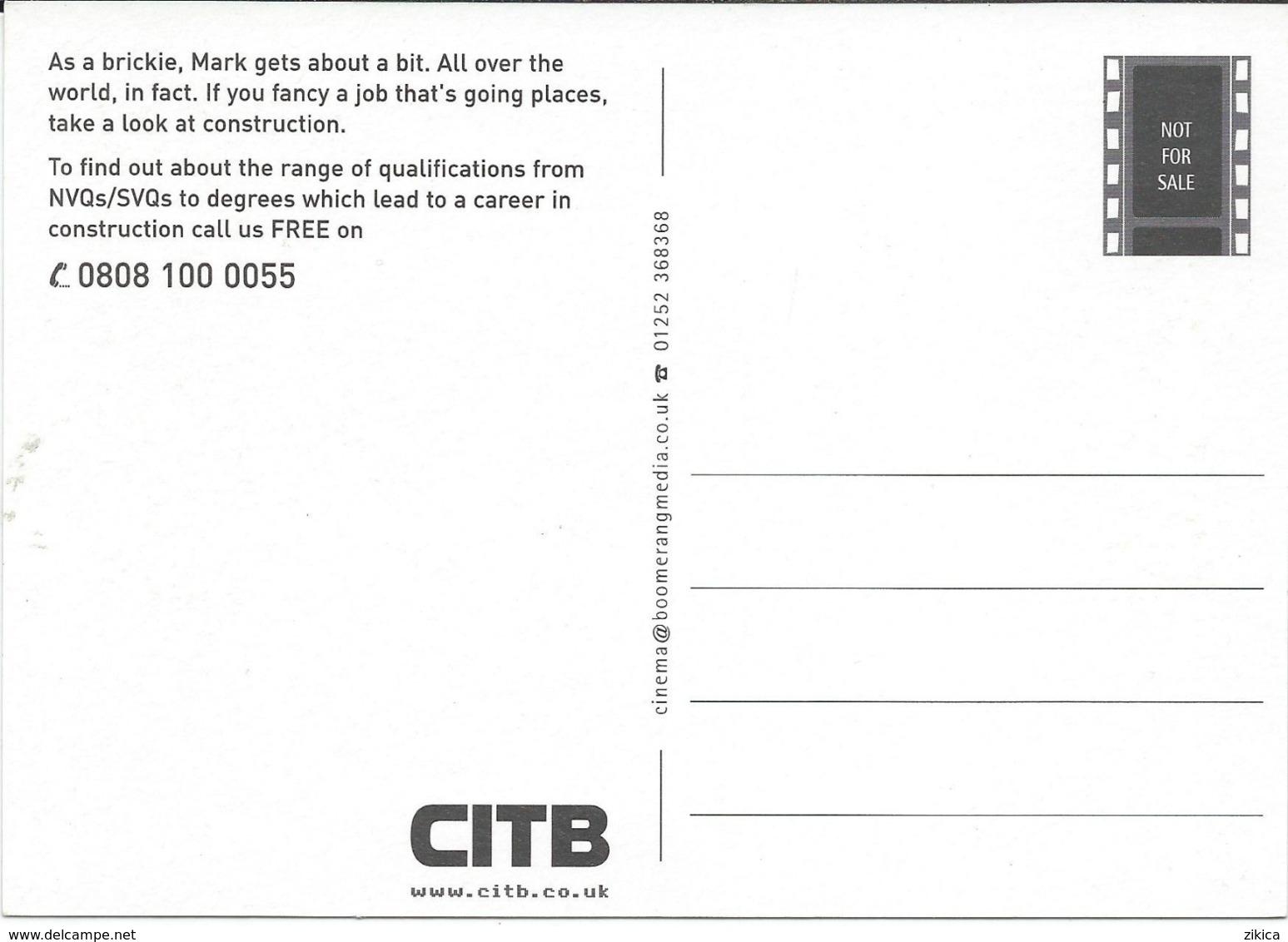Advertising - CITB - Pin-Ups Girls - Publicité