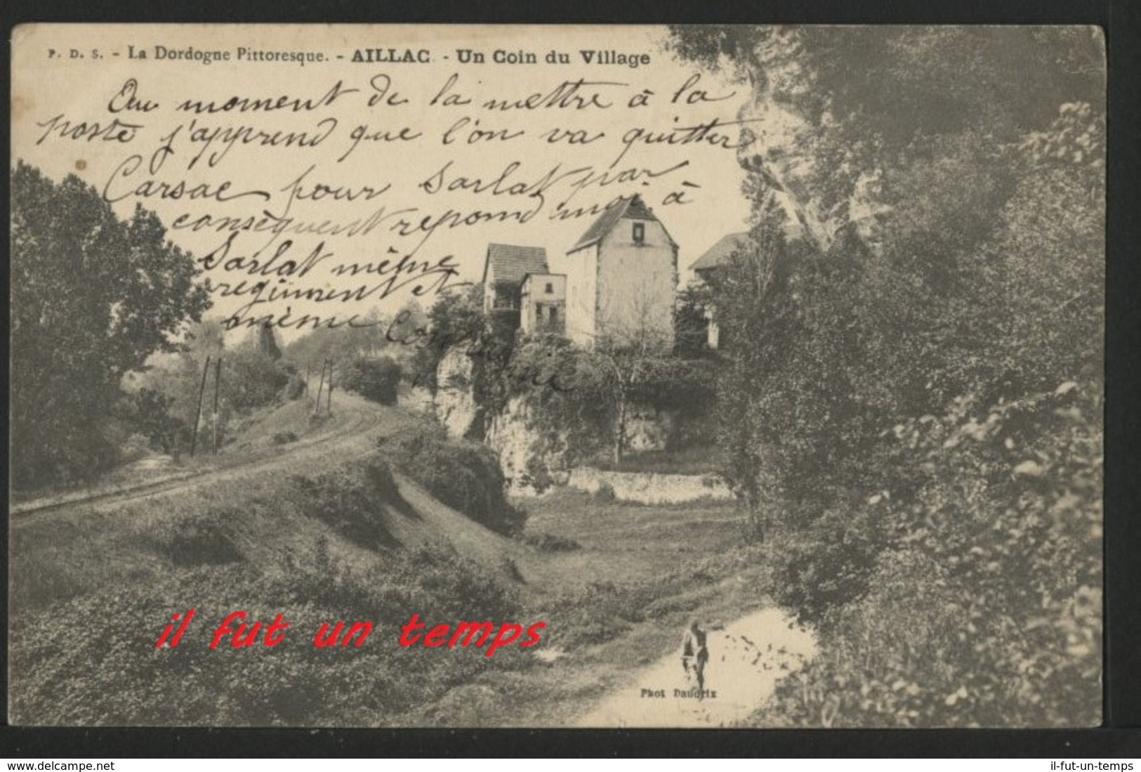 24 AILLAC - Un Coin Du Village - Frankreich
