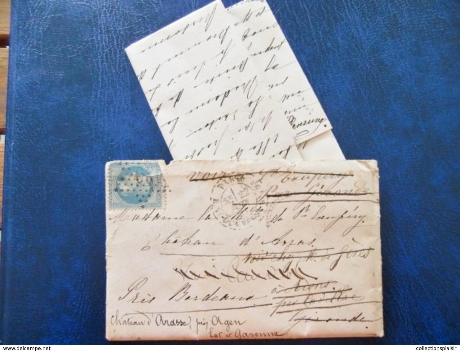LIQUIDATION LETTRES CLASSIQUES SEMI MODERNES FRANCE ET ETRANGER ET DEVANTS/ A VOIR - Postmark Collection (Covers)