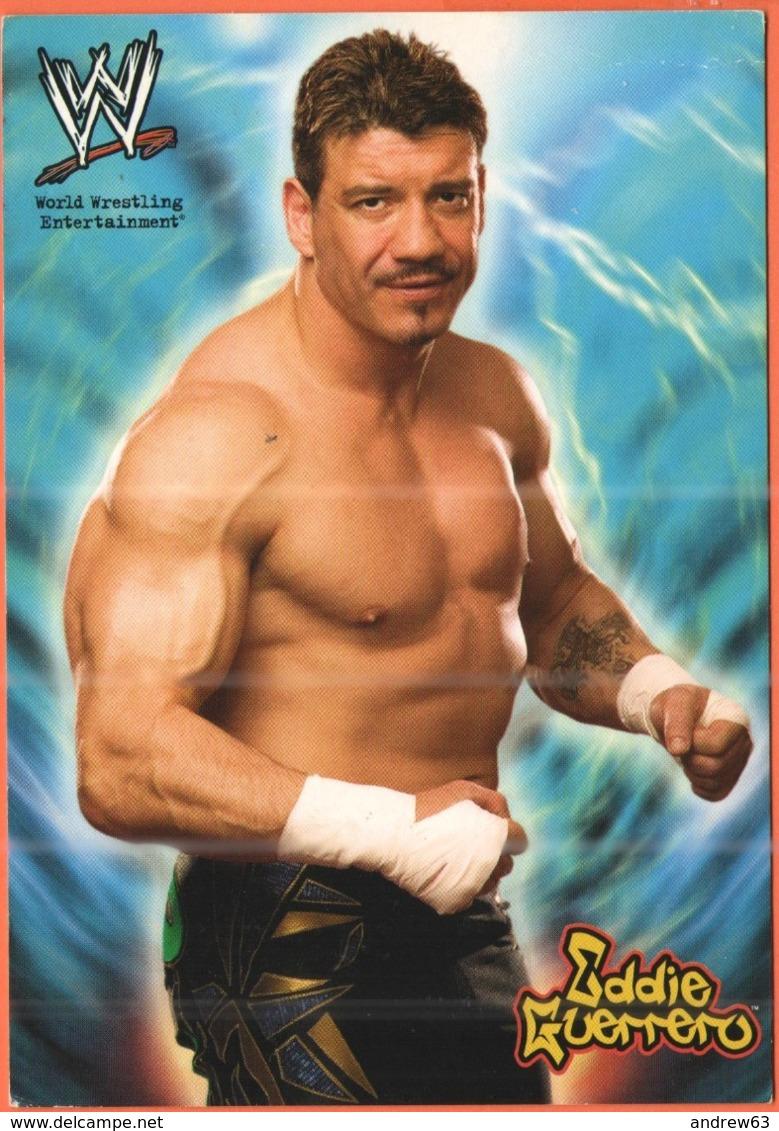 TEMATICA - Sport - Wrestling - Promo Card 1379 - Eddie Guerrero - Not Used - Altri