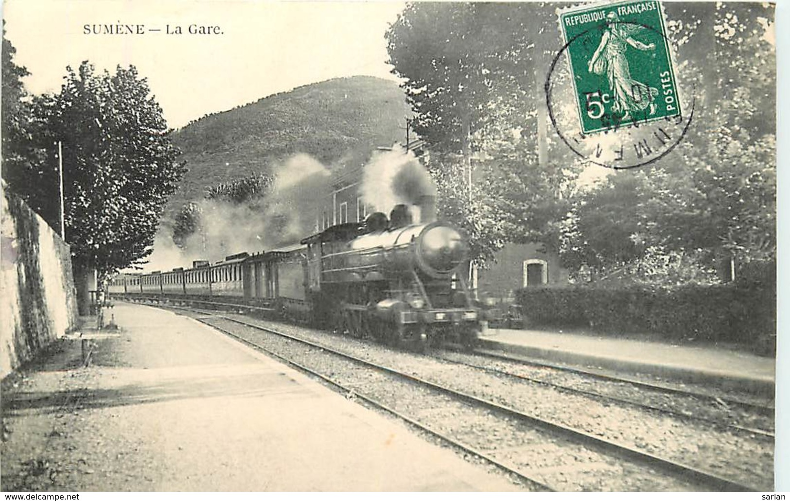 30 , SUMENE , La Gare , * 432 07 - France