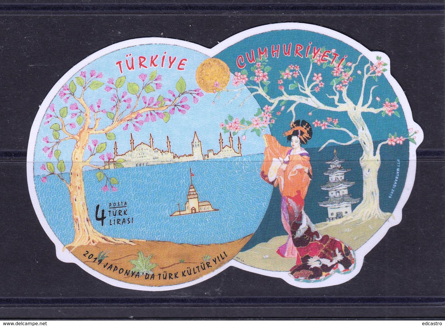 1.- TURKEY 2019 YEAR OF TURKİSH CULTURE İN JAPAN - Nuevos