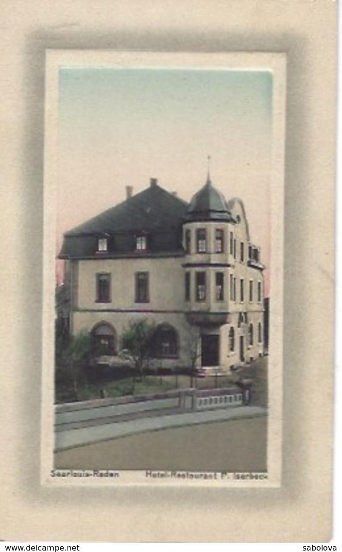 Saarlouis Roden Restaurant Hotel Iserbeck - Germania