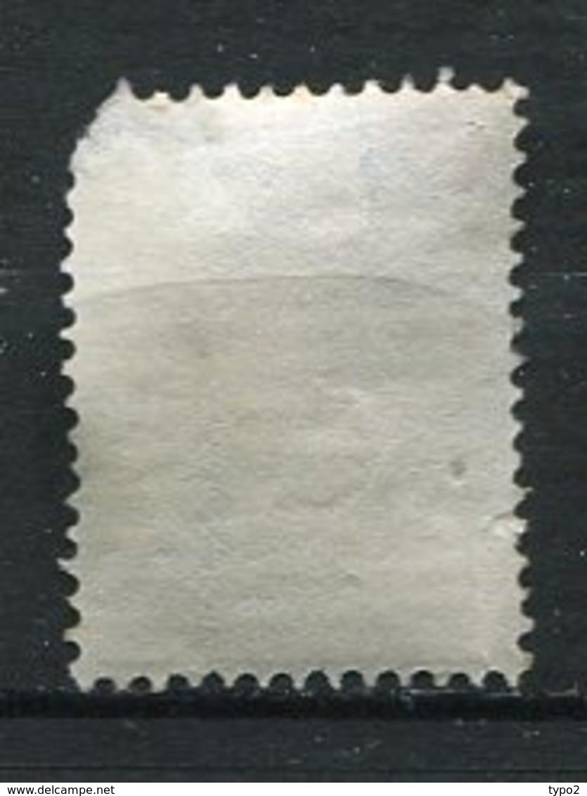 RUSSIE - Yv N° 19A Fil (o)  3k Lignes Horizontales  Cote 2 Euro  D  2 Scans - Gebraucht