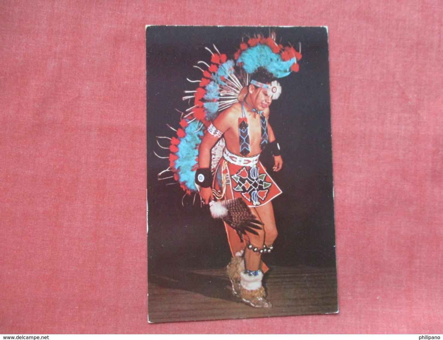 Clyde  Warrior  Quapaw Ok.  Ref   3603 - Native Americans