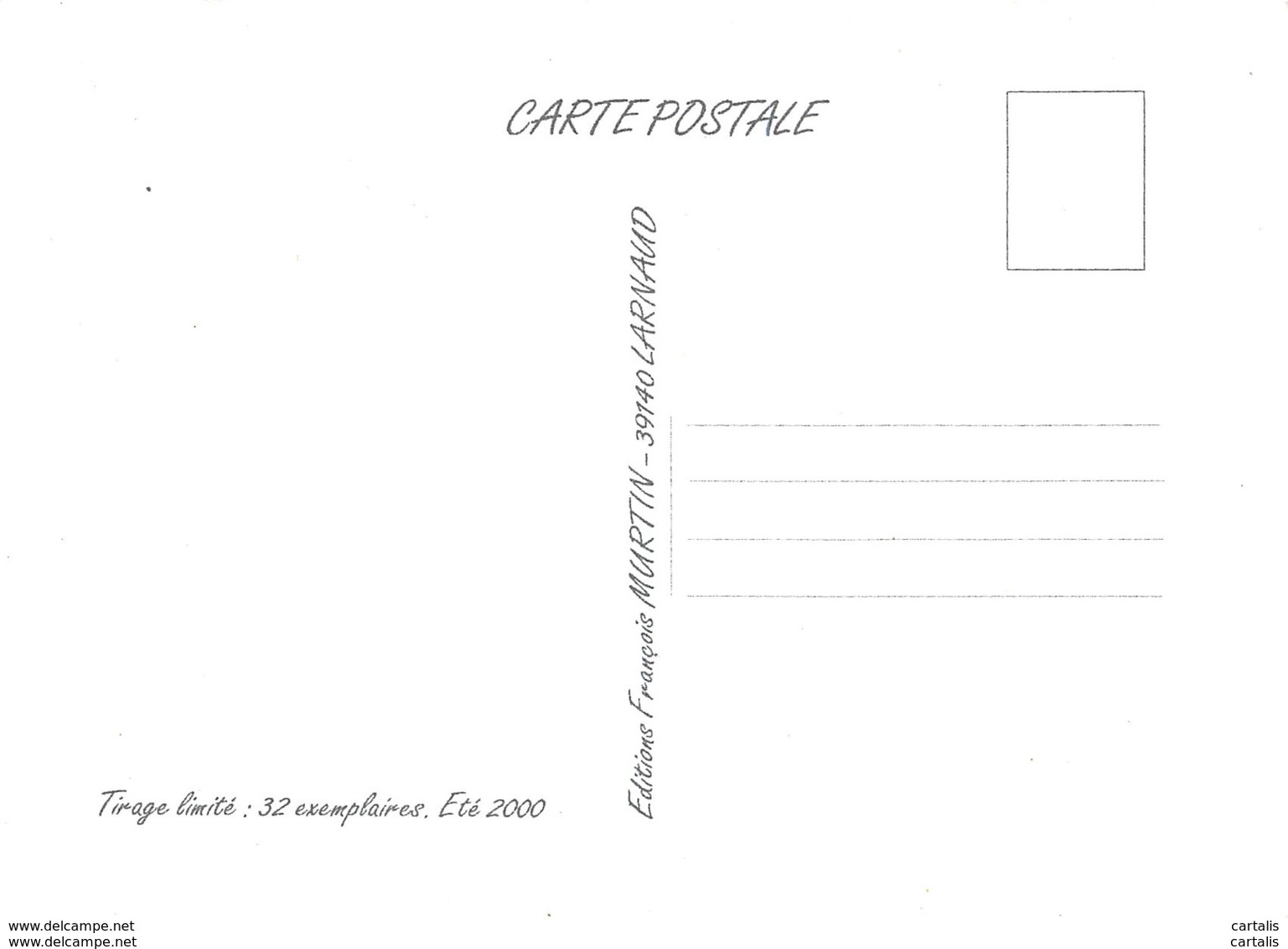 39-FONTAINEBRUX-N°3719-D/0287 - France