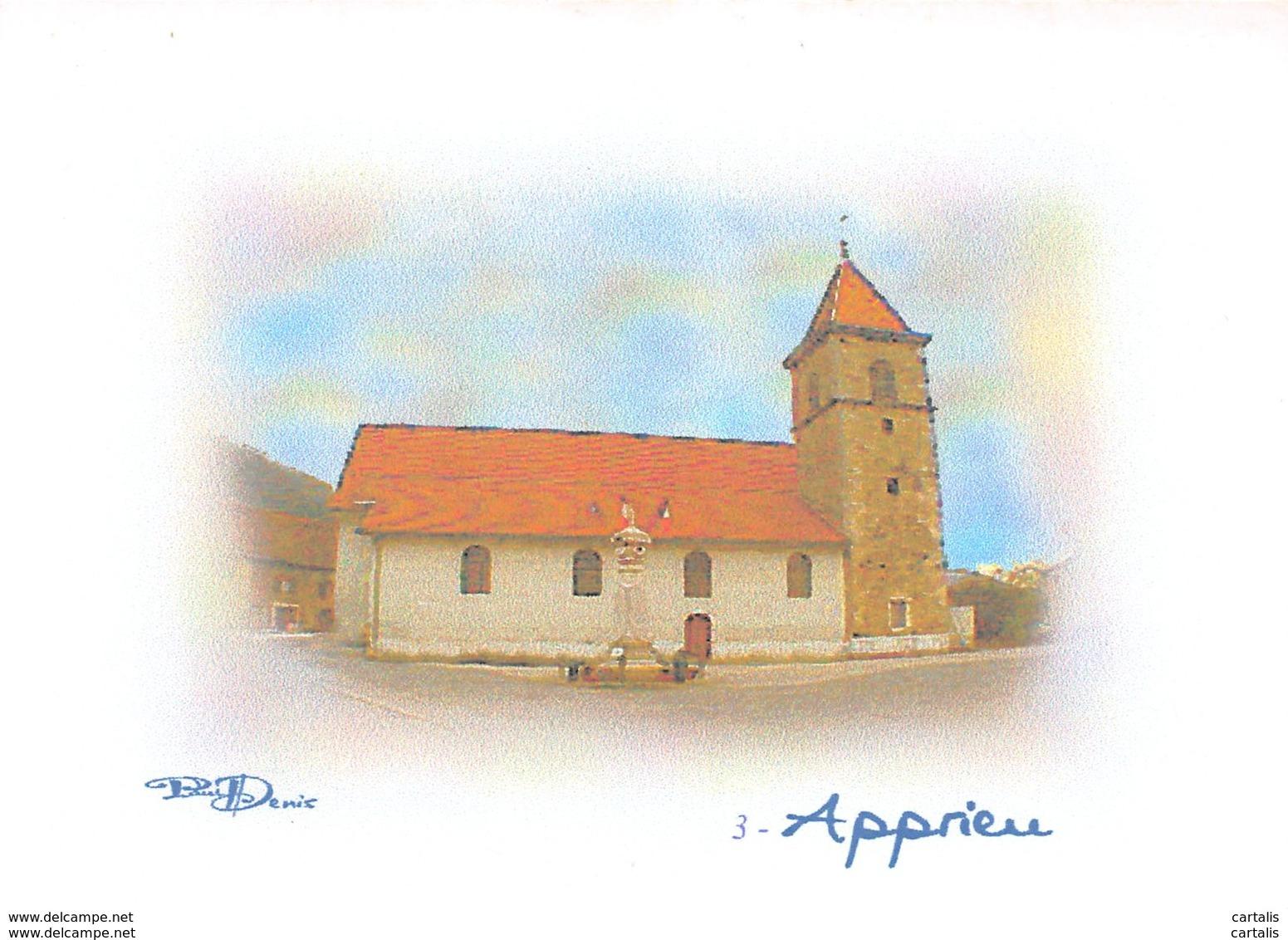 39-APPRIEU-N°3719-D/0289 - Altri Comuni