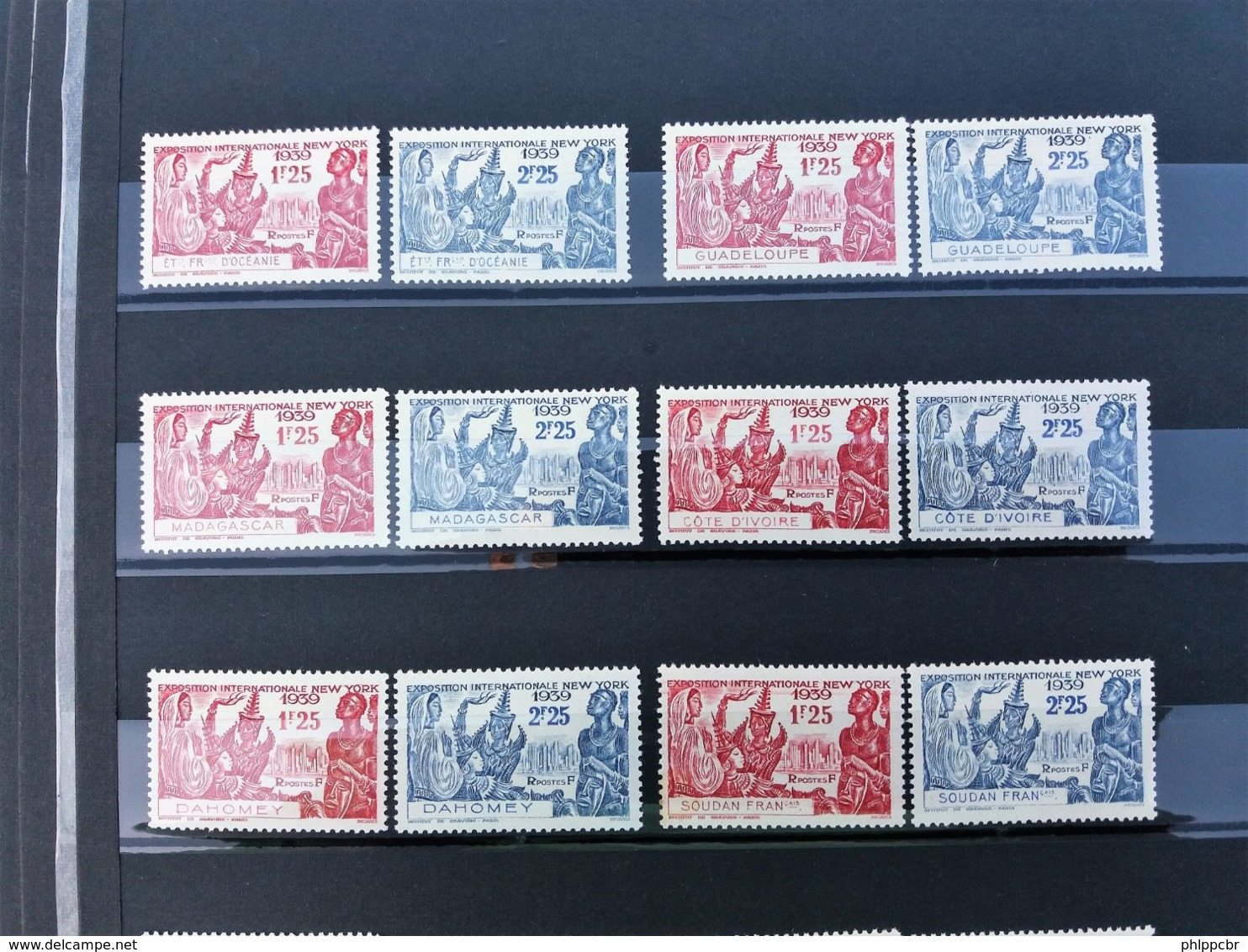 Importante Collection Colonies - Séries Coloniales - Grande Majorité ** - Plus De 2900 € De Cote Yvert - Frankreich (alte Kolonien Und Herrschaften)