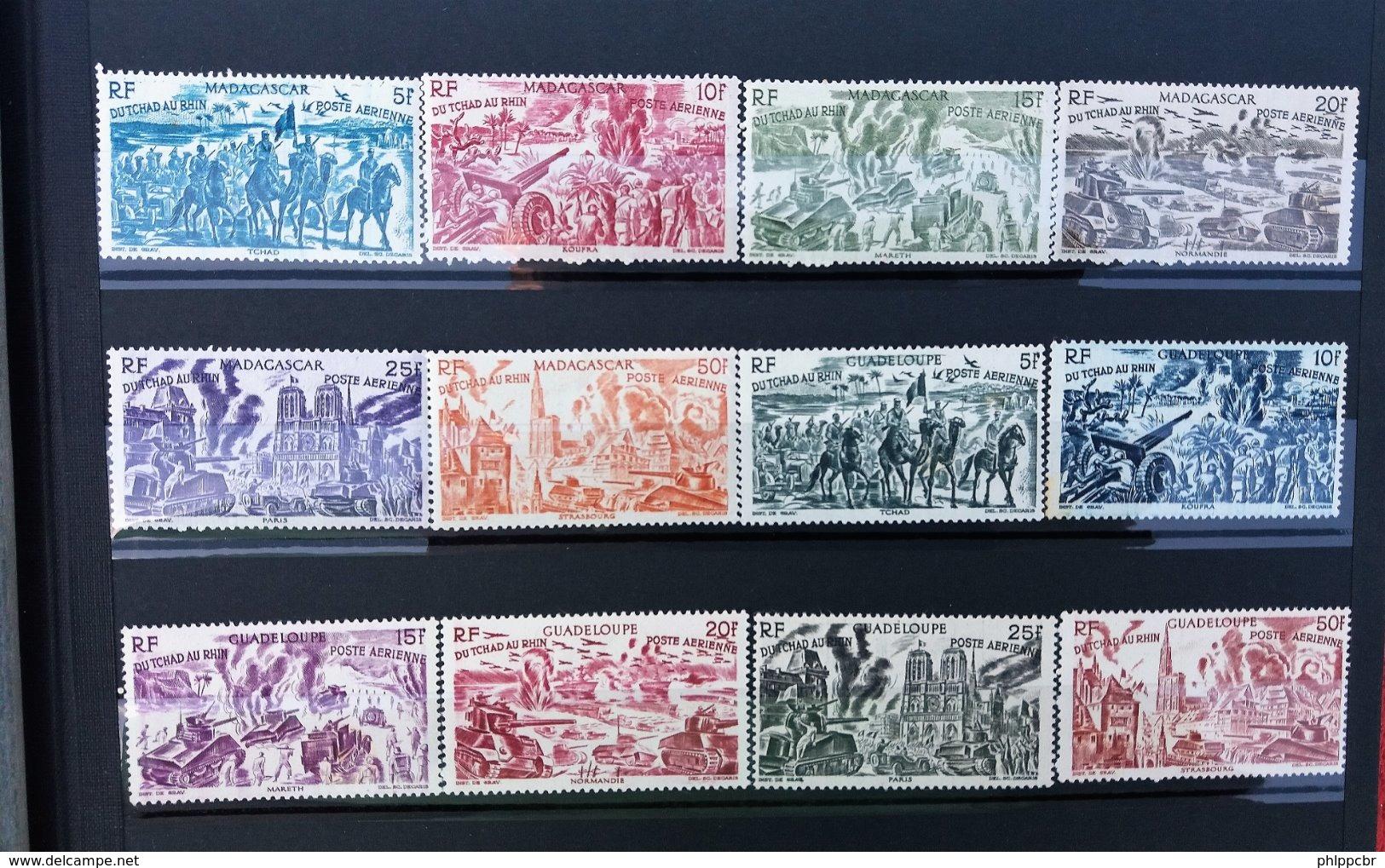Importante Collection Colonies - Séries Coloniales - Grande Majorité ** - Plus De 2900 € De Cote Yvert - France (former Colonies & Protectorates)