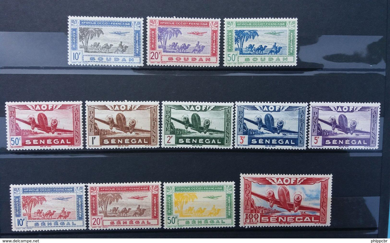 Importante Collection Colonies - Séries Coloniales - Grande Majorité ** - Plus De 2900 € De Cote Yvert - Frankrijk (oude Kolonies En Protectoraten)